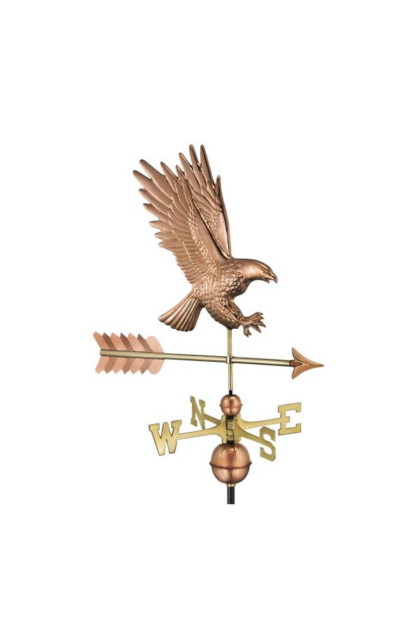 American Bald Eagle Weather Vane