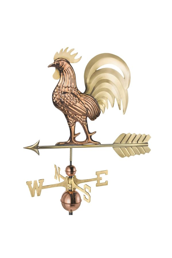 Proud Rooster Weather Vane