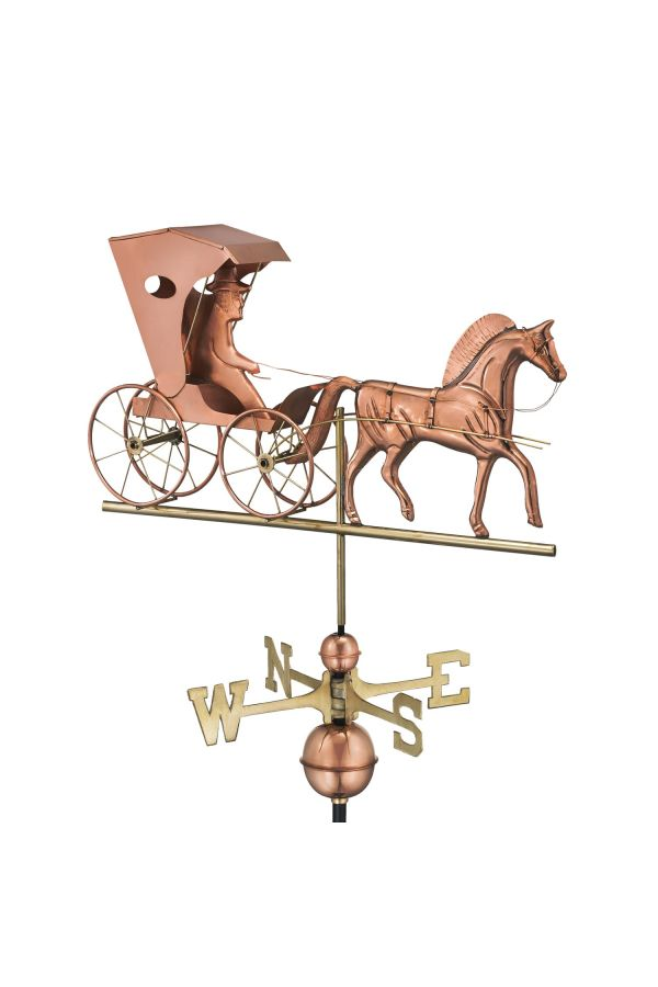 Country Doctor Weather Vane