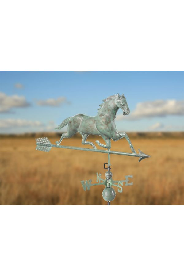 Horse Weather Vane w/Arrow