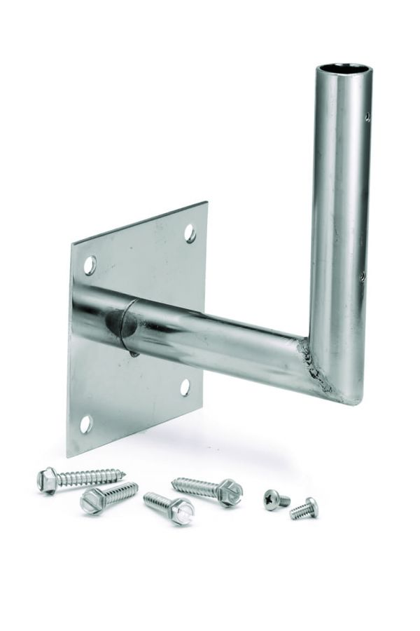 Stainless Steel Weathervane Mount for Wall/Eaves