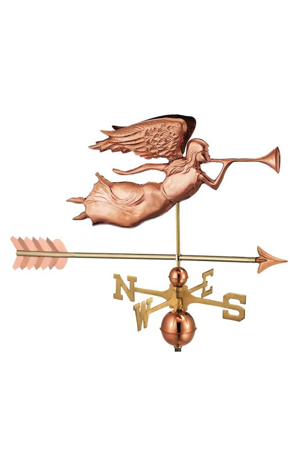 Angel Weather Vane w/Arrow