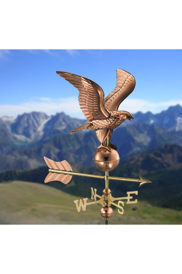Eagle Garden Weather Vane