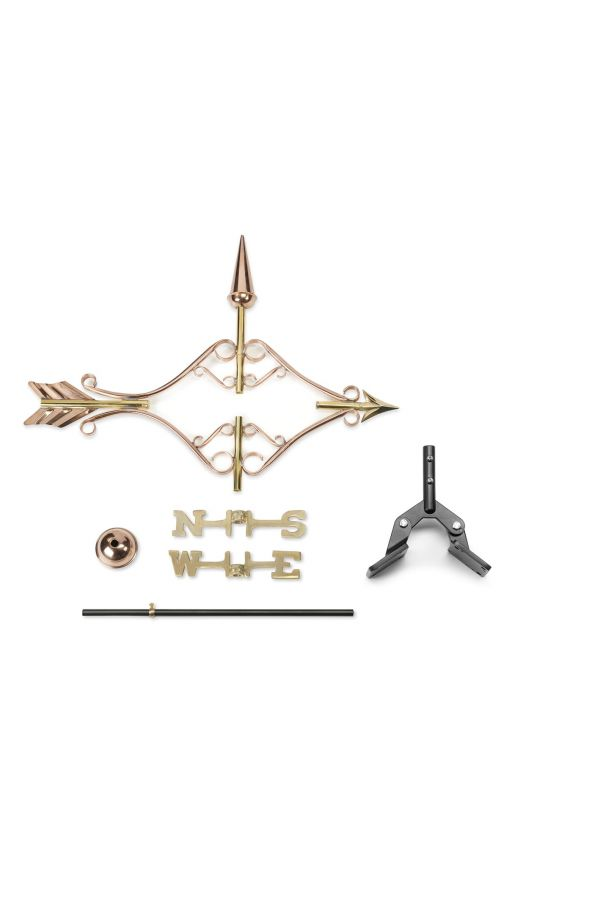 Victorian Arrow Garden Weather Vane