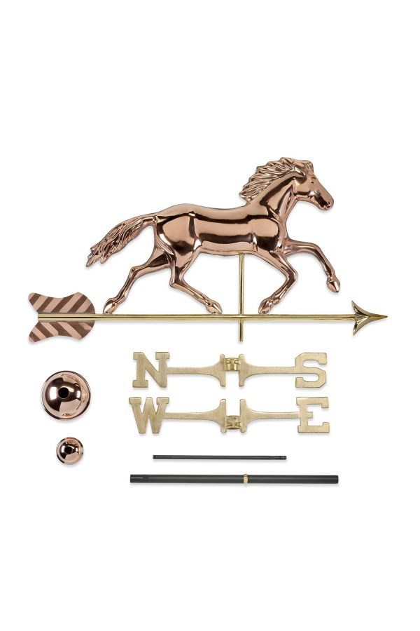 Smithsonian Horse Weather Vane