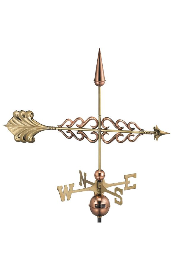 Smithsonian Arrow Weather Vane