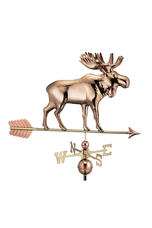 Moose Weather Vane w/Arrow