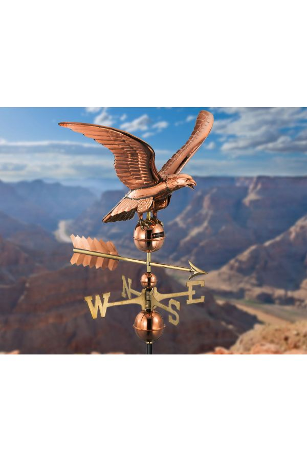 Smithsonian Eagle Weather Vane