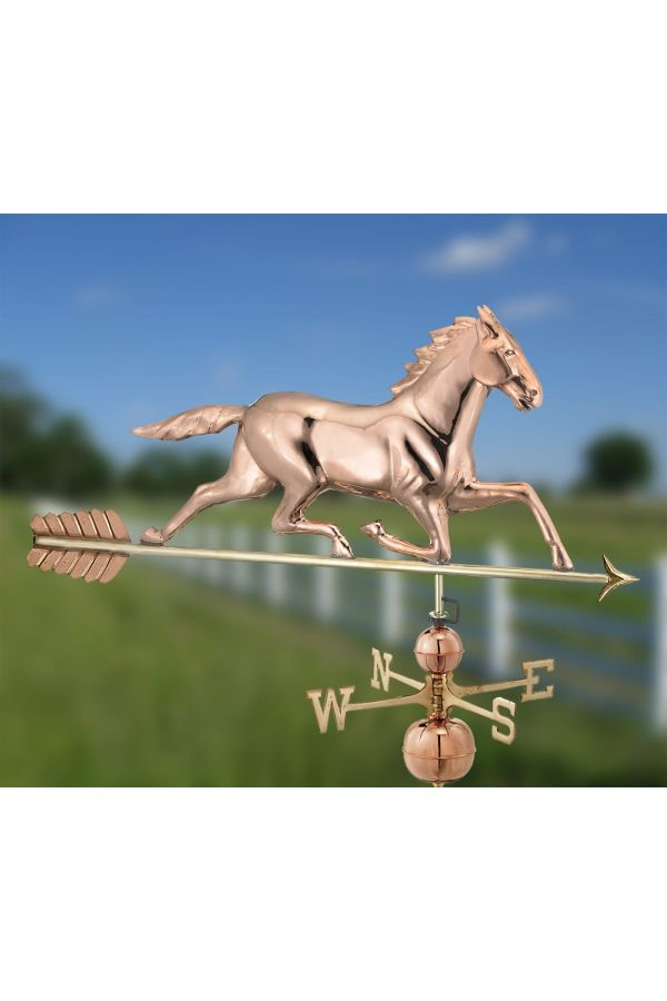 Large Horse Estate Series Weather Vane