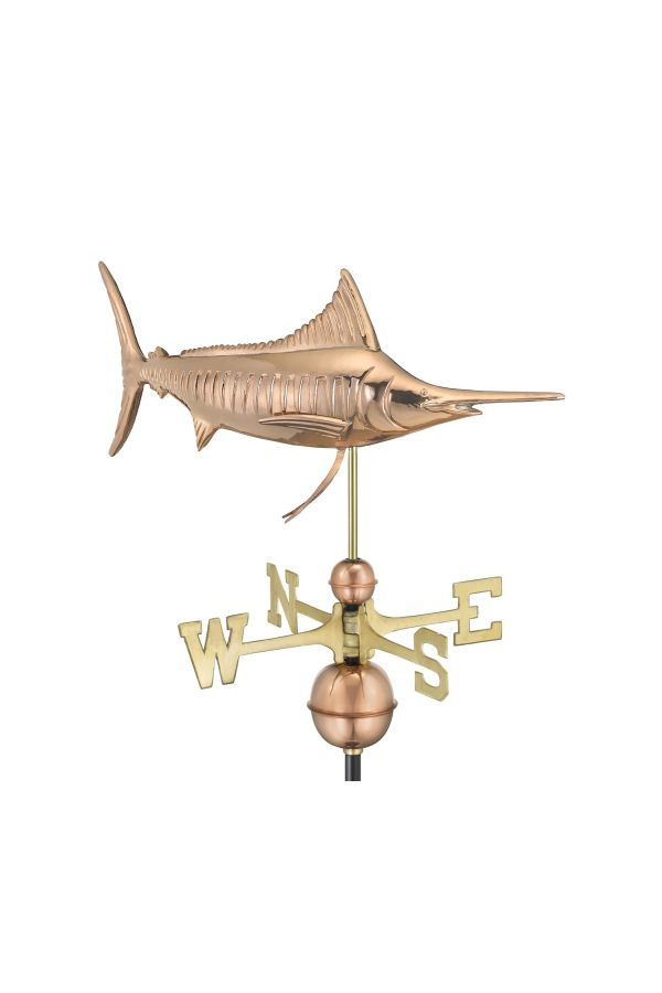 Marlin Weather Vane