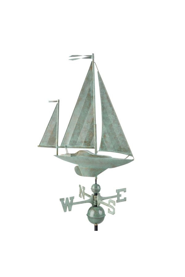 Yawl Weather Vane