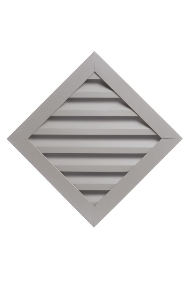 Custom Diamond Louvers - .032 Aluminum
