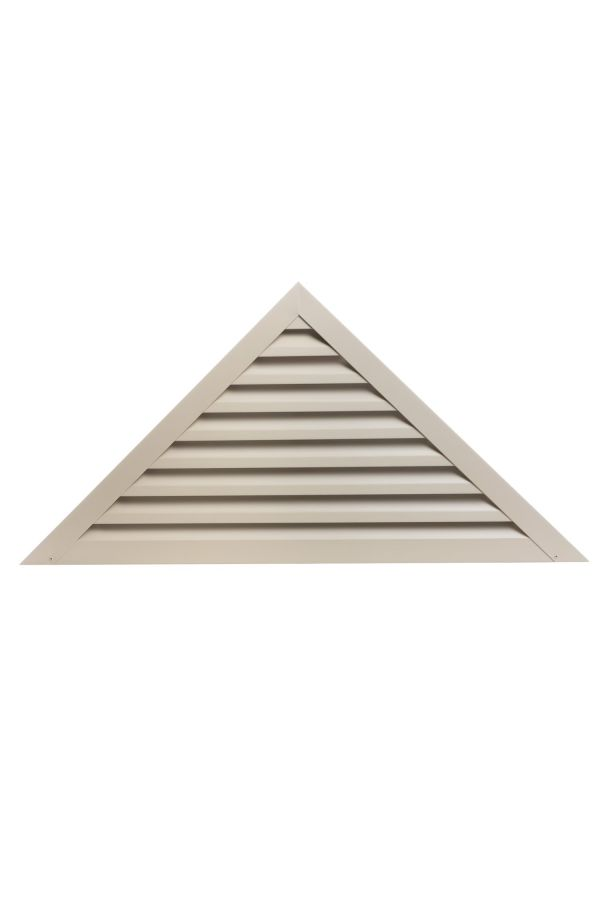 Custom Triangle Louvers - .032 Aluminum