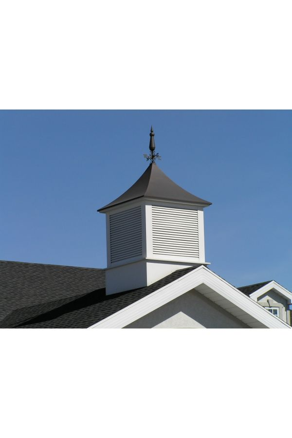 Jamestown Cupola